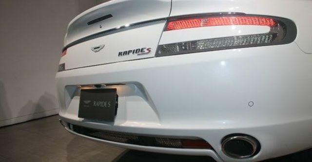2013 Aston Martin Rapide S 6.0 V12  第4張相片