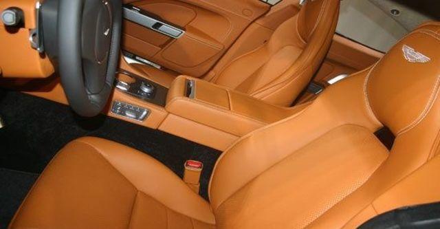 2013 Aston Martin Rapide S 6.0 V12  第5張相片