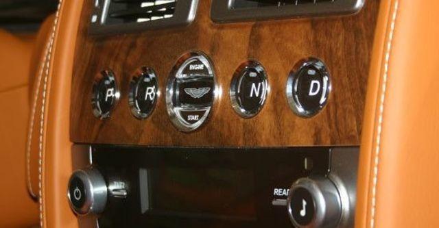 2013 Aston Martin Rapide S 6.0 V12  第7張相片