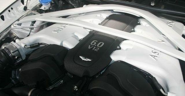 2013 Aston Martin Rapide S 6.0 V12  第9張相片