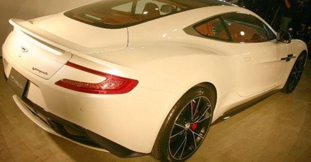 2013 Aston Martin Vanquish 6.0 V12 Coupe  第5張相片