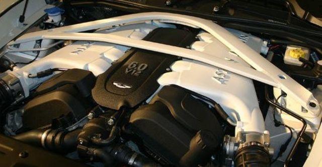 2013 Aston Martin Vanquish 6.0 V12 Coupe  第11張相片