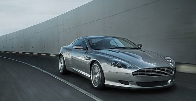2012 Aston Martin DB9 6.0 V12 Coupe  第2張相片