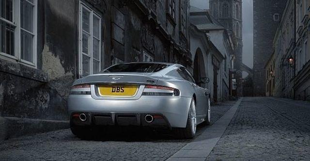 2012 Aston Martin DBS 6.0 V12 Coupe  第3張相片