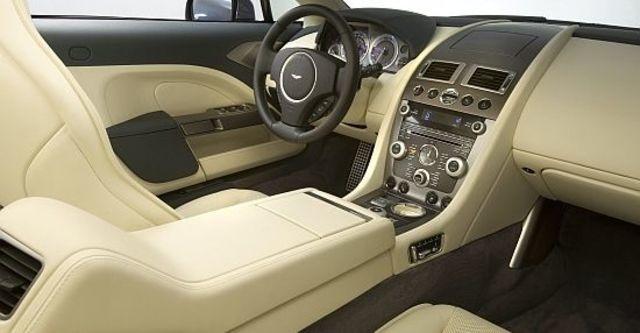 2012 Aston Martin Rapide 6.0 V12  第11張相片