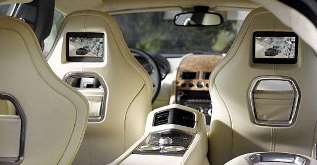 2012 Aston Martin Rapide 6.0 V12  第15張相片