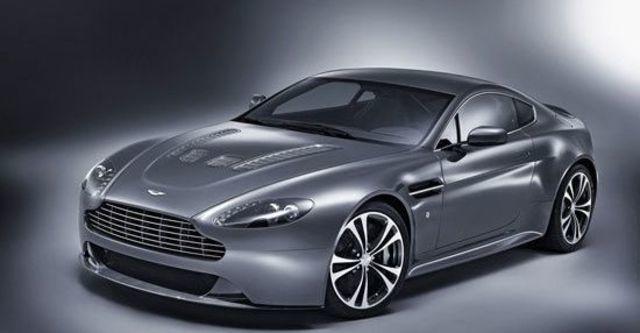 2012 Aston Martin Vantage V12 Coupe  第1張相片