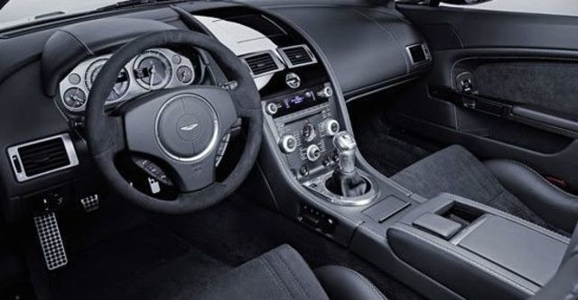 2012 Aston Martin Vantage V12 Coupe  第7張相片