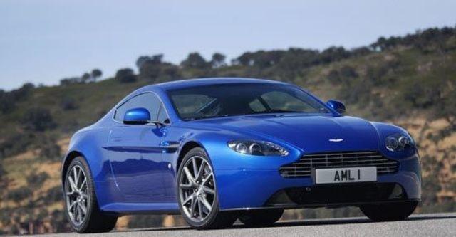 2012 Aston Martin Vantage V8 S Coupe  第1張相片