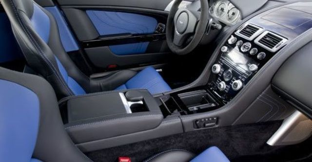 2012 Aston Martin Vantage V8 S Coupe  第3張相片