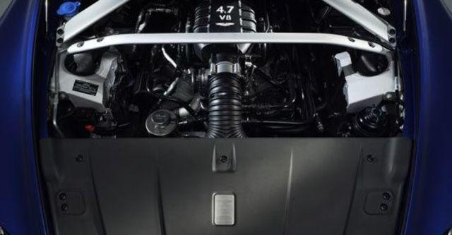 2012 Aston Martin Vantage V8 S Coupe  第10張相片