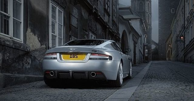 2011 Aston Martin DBS 6.0 V12 Coupe  第3張相片