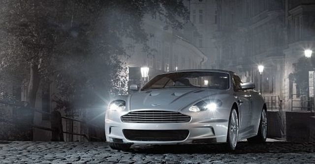 2011 Aston Martin DBS 6.0 V12 Coupe  第4張相片