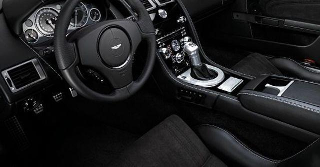 2011 Aston Martin DBS 6.0 V12 Coupe  第6張相片