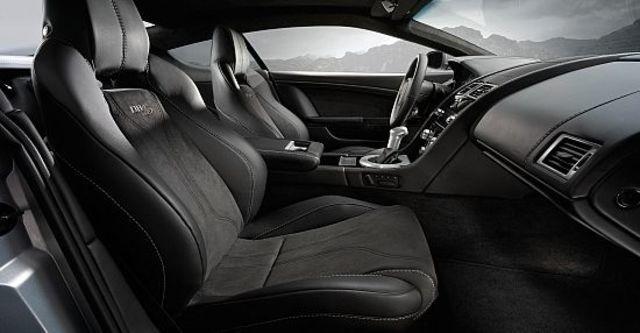 2011 Aston Martin DBS 6.0 V12 Coupe  第7張相片