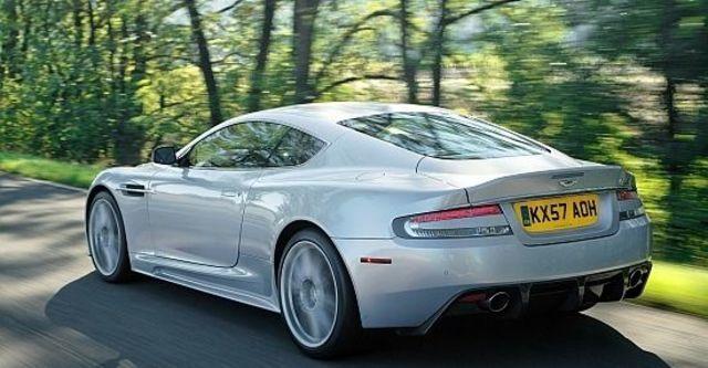 2011 Aston Martin DBS 6.0 V12 Coupe  第12張相片