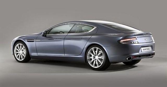 2011 Aston Martin Rapide 6.0 V12  第8張相片