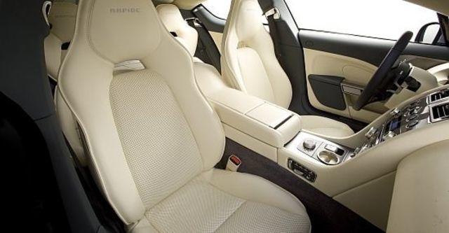 2011 Aston Martin Rapide 6.0 V12  第12張相片