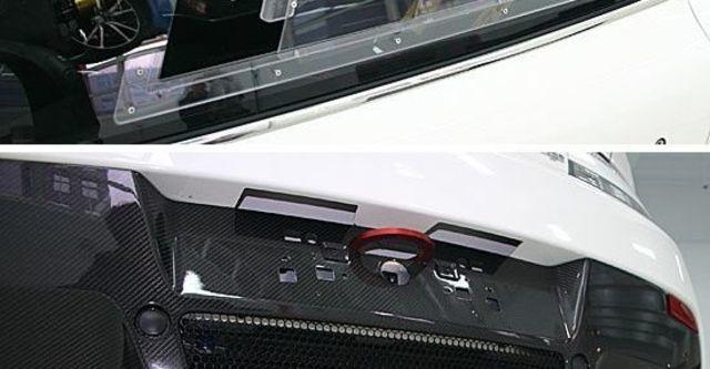 2011 Aston Martin Vantage GT4  第8張相片