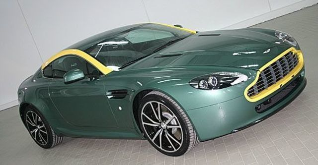 2011 Aston Martin Vantage V8 N420  第2張相片