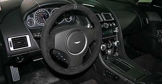 2011 Aston Martin Vantage V8 N420  第6張相片