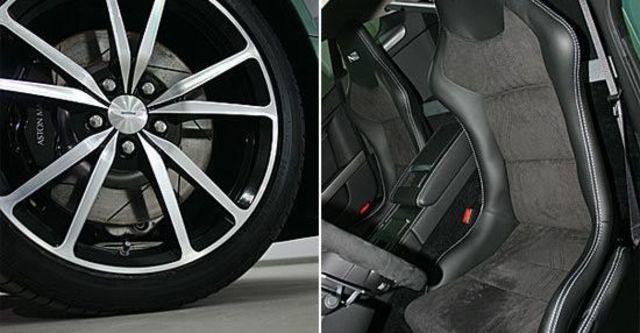 2011 Aston Martin Vantage V8 N420  第8張相片