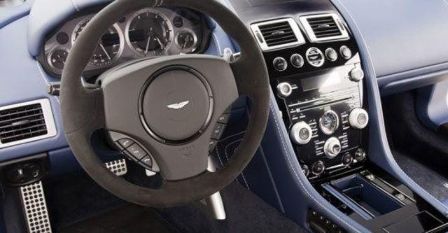 2011 Aston Martin Vantage V8 S  第7張相片