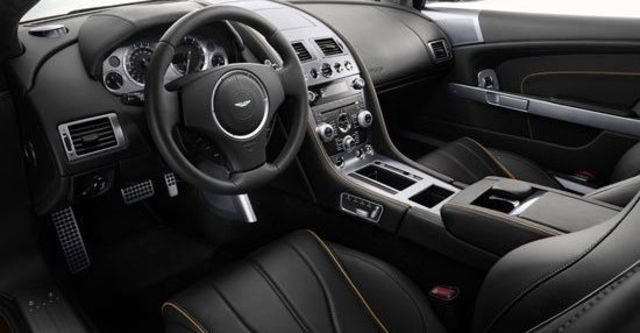 2011 Aston Martin Virage 6.0 V12 Coupe  第3張相片