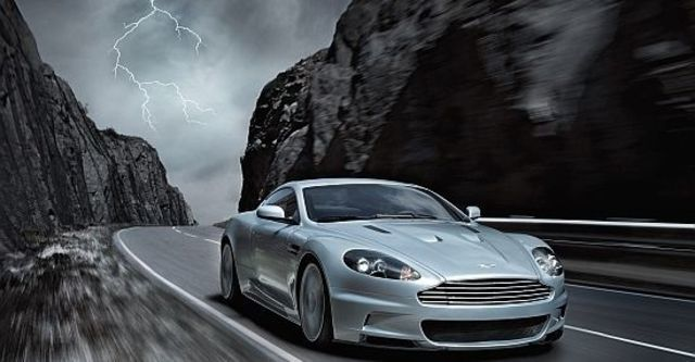 2010 Aston Martin DBS Coupe  第1張相片
