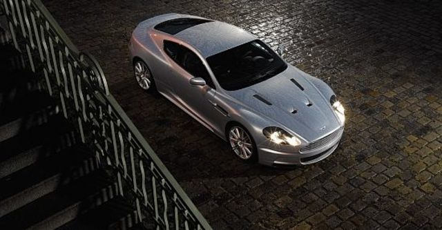 2010 Aston Martin DBS Coupe  第5張相片