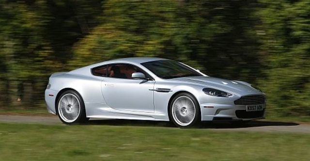 2010 Aston Martin DBS Coupe  第11張相片