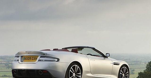 2010 Aston Martin DBS Volante  第3張相片