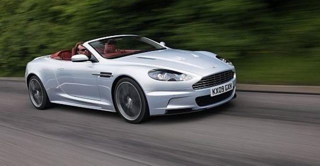 2010 Aston Martin DBS Volante  第7張相片
