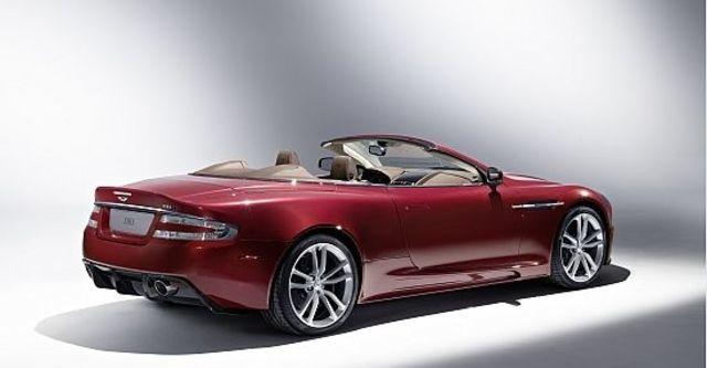 2010 Aston Martin DBS Volante  第11張相片