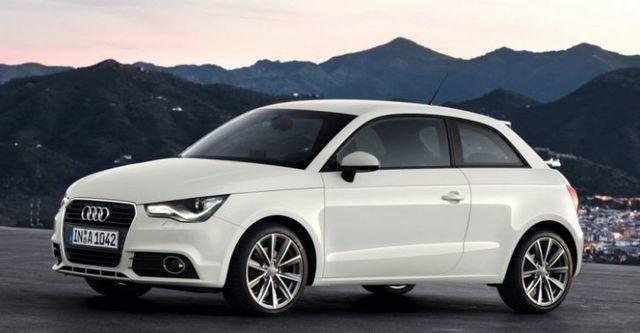 2015 Audi A1 30 TFSI  第1張相片