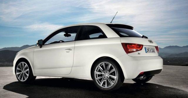 2015 Audi A1 30 TFSI  第2張相片