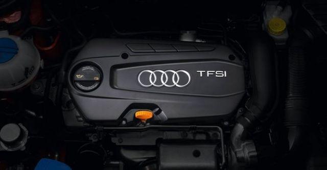 2015 Audi A1 30 TFSI  第8張相片