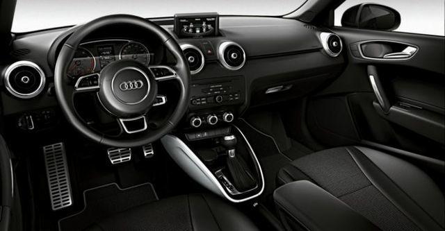2015 Audi A1 30 TFSI  第9張相片