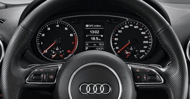 2015 Audi A1 30 TFSI  第10張相片
