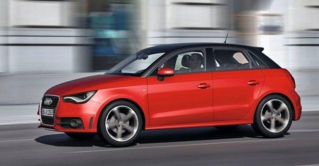 2015 Audi A1 Sportback 40 TFSI  第1張相片