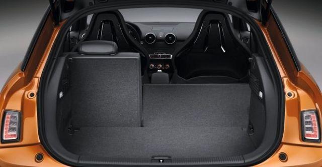 2015 Audi A1 Sportback 40 TFSI  第10張相片