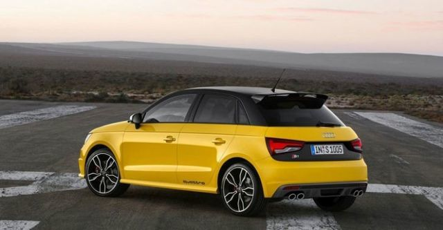 2015 Audi A1 Sportback S1  第3張相片