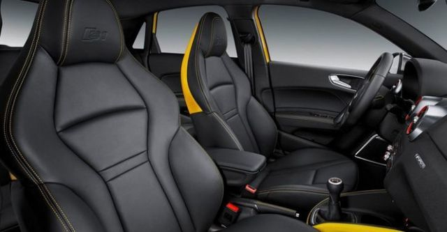 2015 Audi A1 Sportback S1  第9張相片