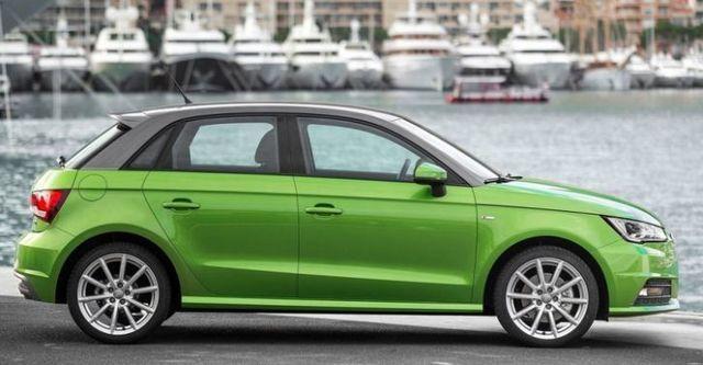 2015 Audi A1 Sportback(NEW) 25 TFSI  第2張相片