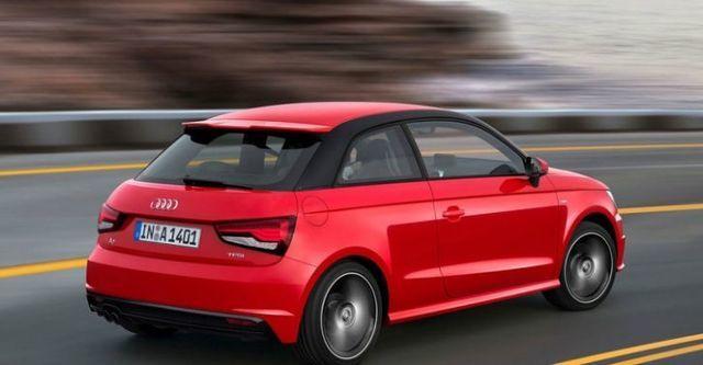 2015 Audi A1(NEW) 25 TFSI  第4張相片