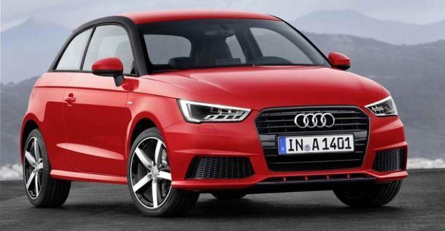 2015 Audi A1(NEW) 30 TFSI  第5張相片
