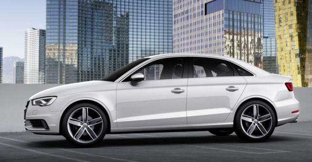 2015 Audi A3 Sedan 40 TFSI  第7張相片