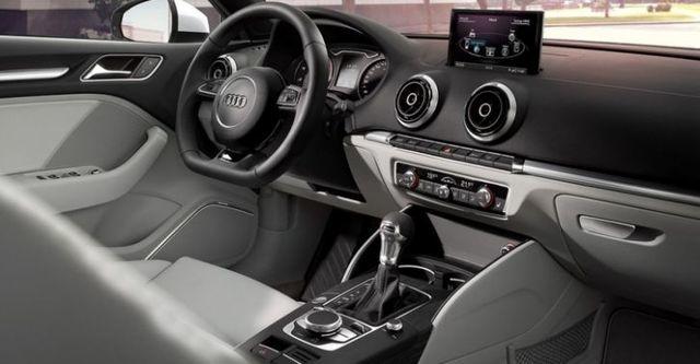2015 Audi A3 Sedan 40 TFSI  第8張相片