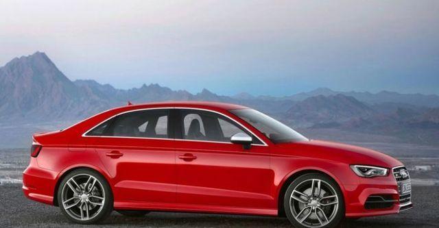 2015 Audi A3 Sedan S3  第3張相片