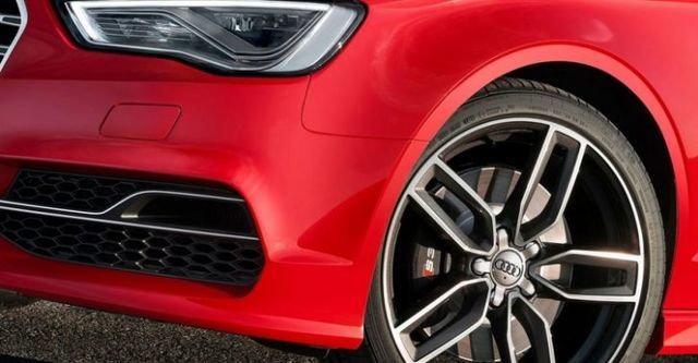 2015 Audi A3 Sedan S3  第5張相片